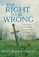 Cover of The Right to Be Wrong