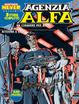Cover of Agenzia Alfa n. 8
