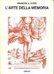 Cover of L' arte della memoria