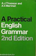 Cover of A Practical English Grammar