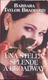 Cover of Una stella splende a broadway