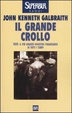 Cover of Il grande crollo