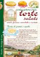 Cover of Torte salate, focacce ripiene, rotoli, voul ou vent