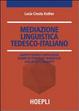 Cover of Mediazione linguistica. Tedesco-italiano