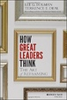 Cover of How Great Leaders Think