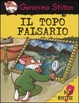 Cover of Il topo falsario