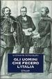 Cover of Gli uomini che fecero l'Italia