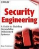 Cover of Security Engineering