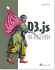 Cover of D3.js in Action