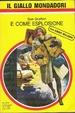 Cover of E come Esplosione