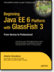 Cover of Beginning JavaTM EE 6 Platform with GlassFishTM 3: From Novice to Professional