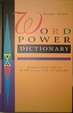 Cover of WORD POWER DICTIONARY