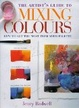 Cover of The artist's guide to mixing colours