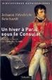 Cover of Un hiver à Paris sous le Consulat