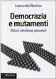 Cover of Democrazia e mutamenti