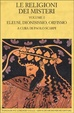 Cover of Le religioni dei misteri