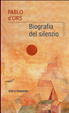 Cover of Biografia del silenzio