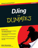 Cover of Djing for Dummies