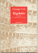 Cover of Rigoletto