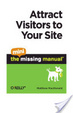Cover of Attract Visitors to Your Site: The Mini Missing Manual