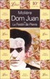 Cover of Dom Juan ou Le Festin de pierre