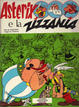 Cover of Asterix e la zizzania