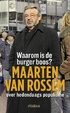 Cover of Waarom is de burger boos? / druk 1
