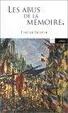 Cover of Les Abus de la mémoire