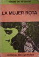 Cover of La mujer rota