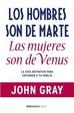 Cover of Los hombres son de Marte, las mujeres de Venus