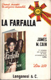 Cover of La farfalla