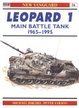 Cover of Leopard 1 Main Battle Tank 1965-95