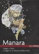 Cover of Manara Le Opere