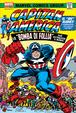 Cover of Marvel Omnibus: Capitan America di Jack Kirby