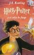 Cover of Harry Potter: Harry Potter y el cáliz de fuego