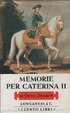 Cover of Memorie per Caterina II