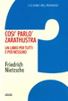 Cover of Così parlò Zarathustra