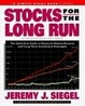 Cover of Stocks for the Long Run