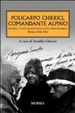 Cover of Policarpo Chierici, comandante alpino.