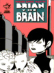 Cover of Brian The Brain n. 6