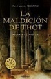 Cover of La maldición de Thot