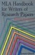 Cover of MLA Handbook for Writers of Research Papers, Sixth Edition