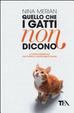 Cover of Quello che i gatti non dicono