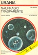 Cover of Naufragio trasparente