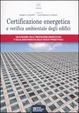 Cover of Certificazione energetica e verifica ambientale degli edifici