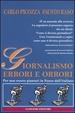 Cover of Giornalismo, errori e orrori per non essere piantati in nasso dall'italiano