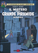 Cover of Il mistero della grande piramide. Ediz. integrale
