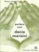 Cover of Parlare con Dacia Maraini