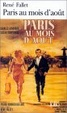 Cover of Paris Au Mois D'Aout