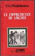 Cover of Le imprudenze di Archie
